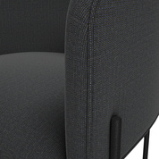 Covent Bar Stool 75 - Dark Grey