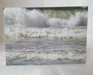 Crashing Waves Greeting Cards