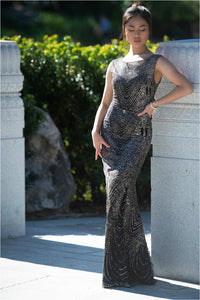 Voudra Moda-Evening Gown-Voudra Moda