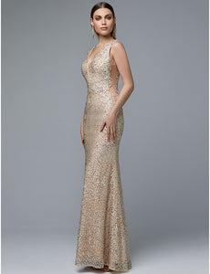 Voudra Moda-Evening Gown 07130682-Voudra Moda