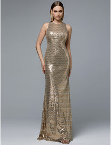 Voudra Moda-Evening Gown 07130690-Voudra Moda