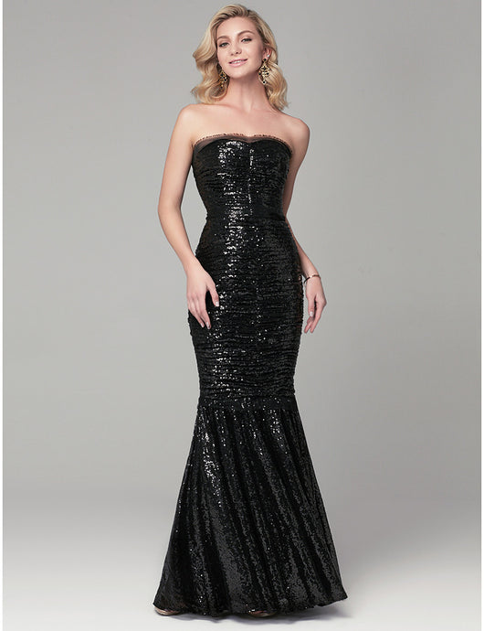Voudra Moda-Evening Dress 07296640-Voudra Moda
