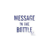 message in the bottle logo