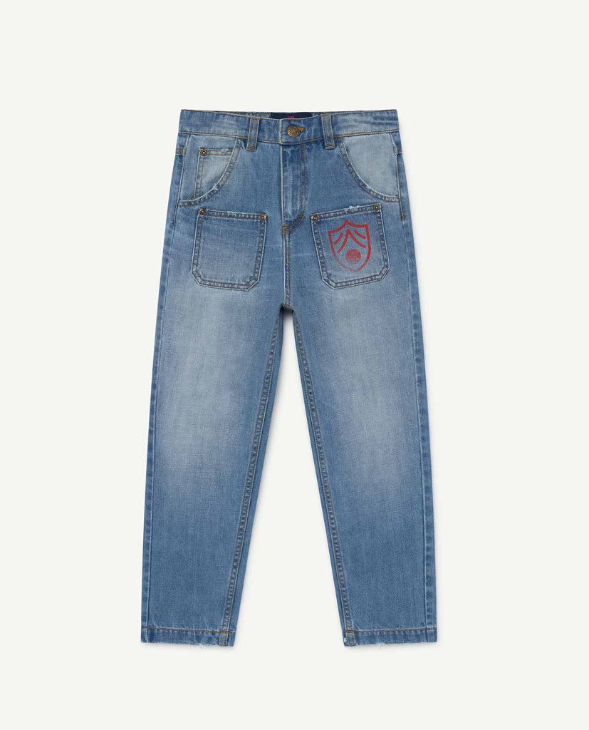 ANT KIDS JEANS Portugal, INDIGO SHIELD - Cemarose Children's Fashion Boutique