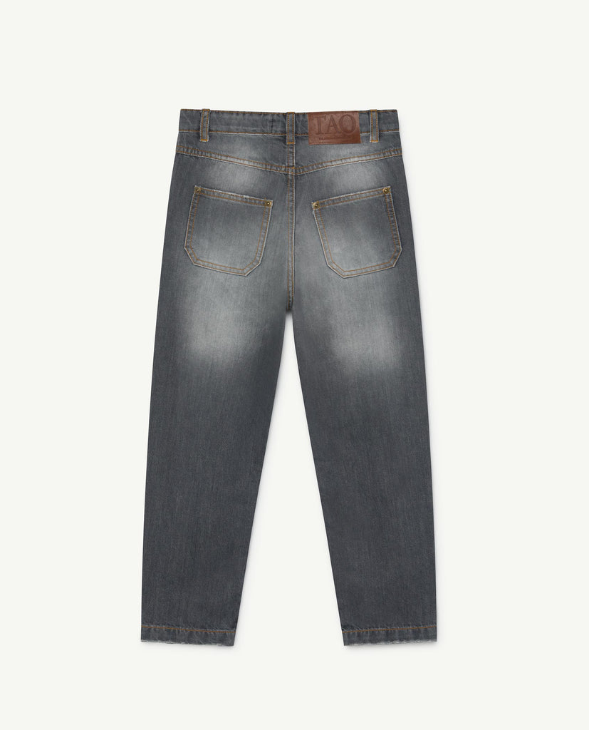 ANT KIDS JEANS Portugal, GREY SHIELD - Cemarose Children's Fashion Boutique