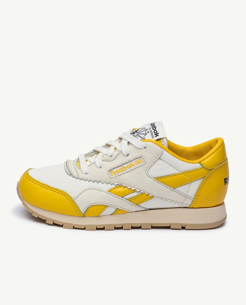Reebok Classic Nylon Kid x The Animals Observatory , YELLOW - Cemarose Children's Fashion Boutique
