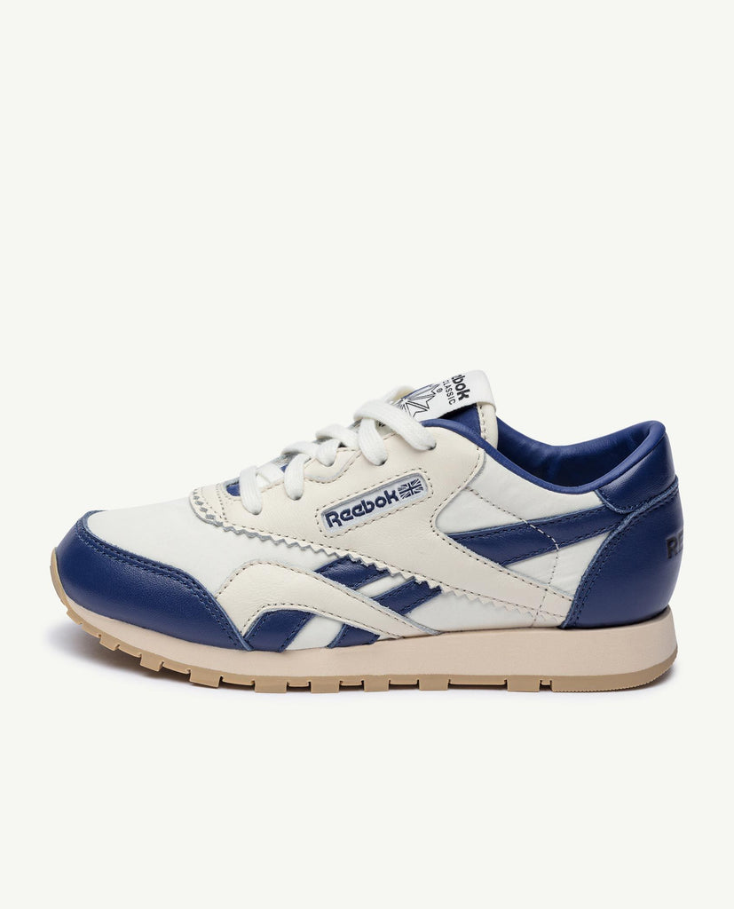 Reebok Classic Nylon Kid x The Animals Observatory, NAVY - Cemarose Children's Fashion Boutique