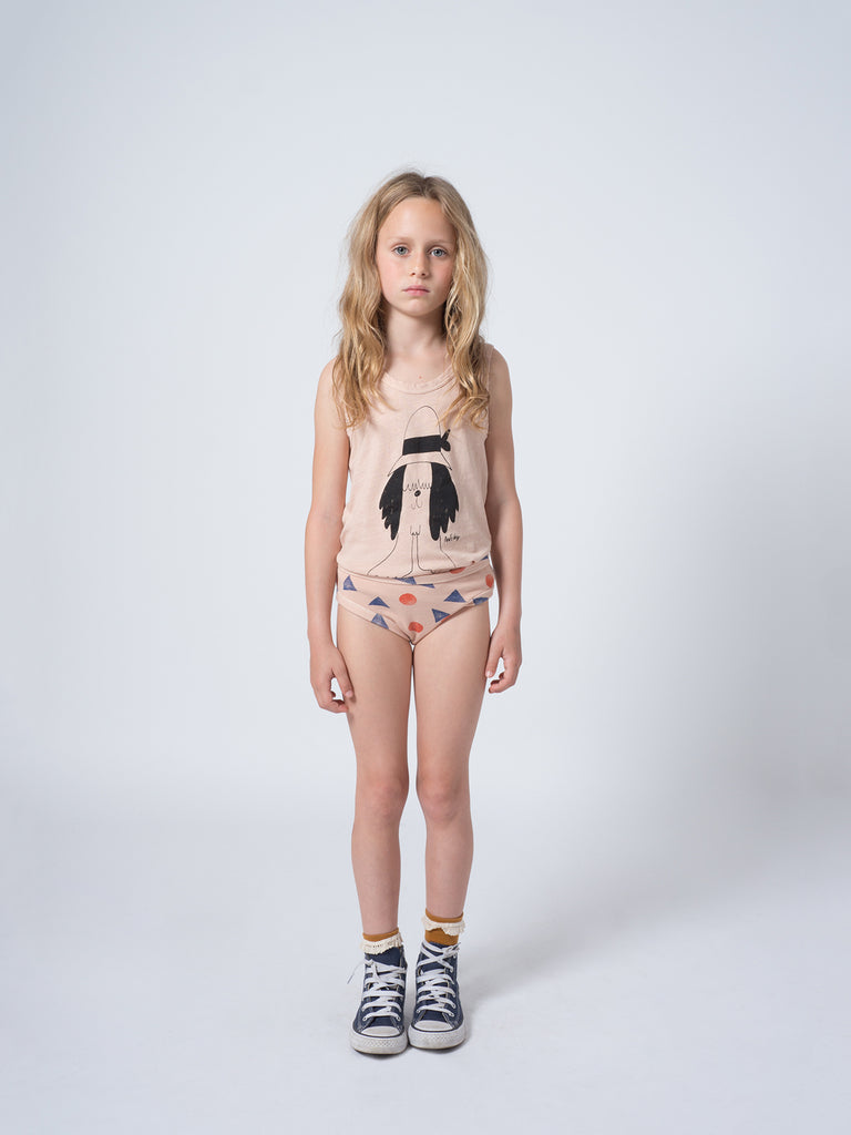 Rabbit Short Socks - Cemarose Children's Fashion Boutique