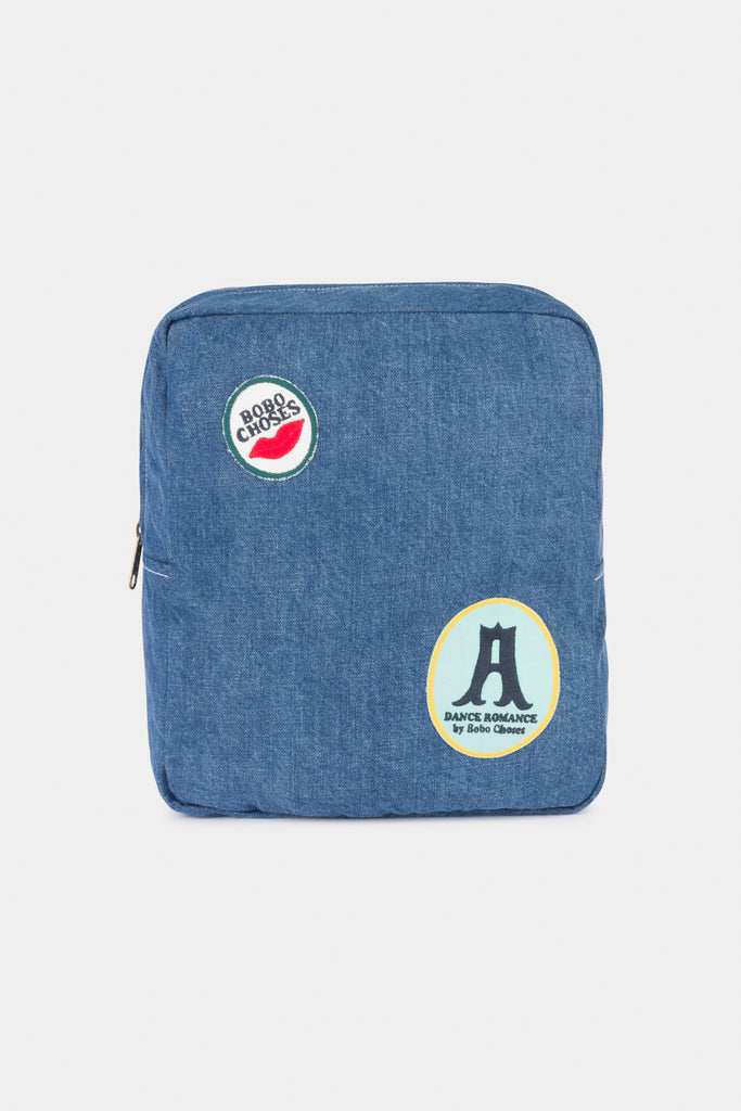 Patches School Bag