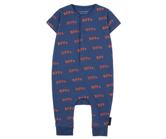 SS19-BFFs,SS ONE-PIECE light navy/sienna - Cemarose Children's Fashion Boutique