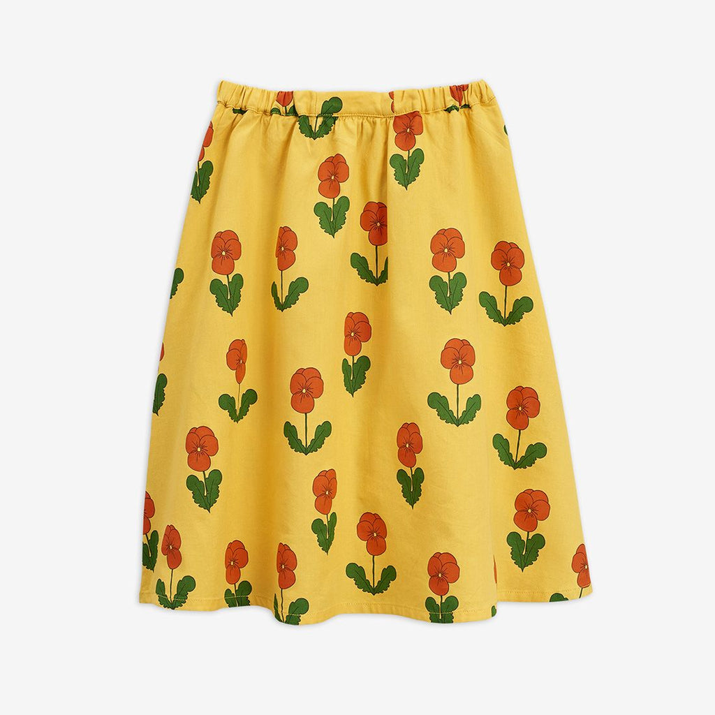 Violas long skirt,Yellow