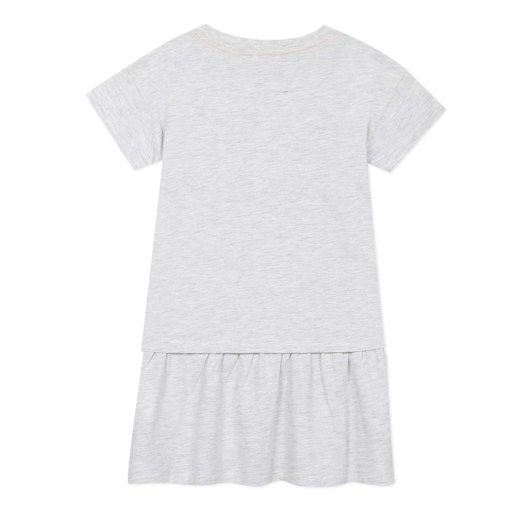 TIGER JG 10, LIGHT MARL GREY - Cemarose Children's Fashion Boutique