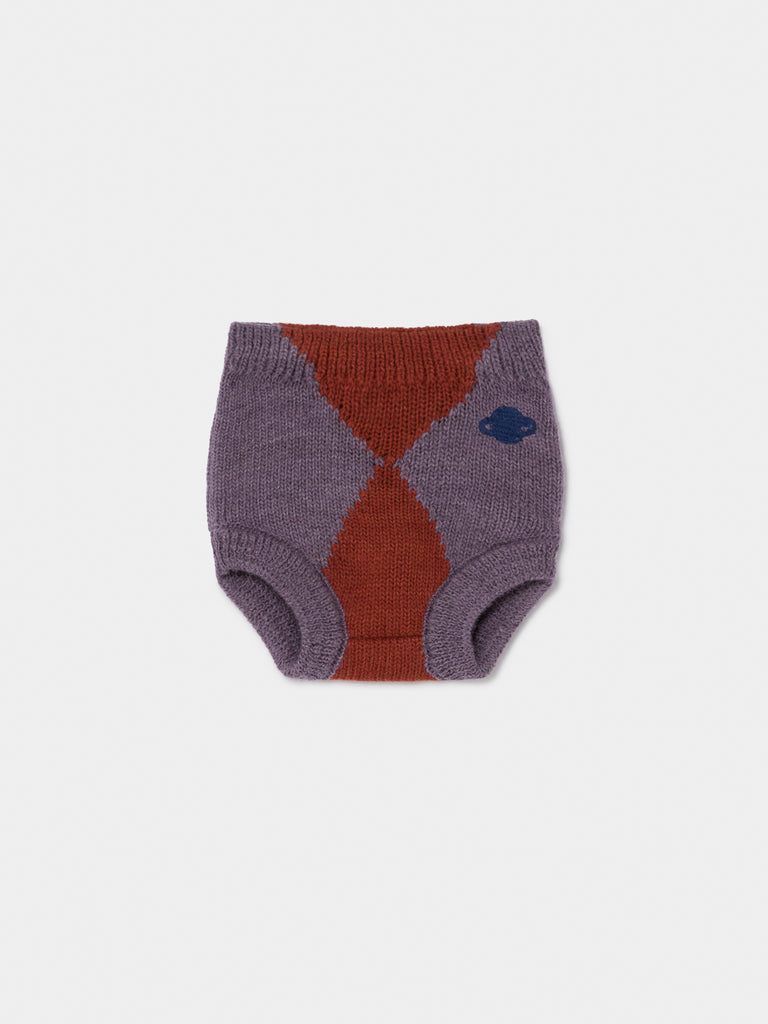 Saturn Knitted Culotte - Cemarose Children's Fashion Boutique