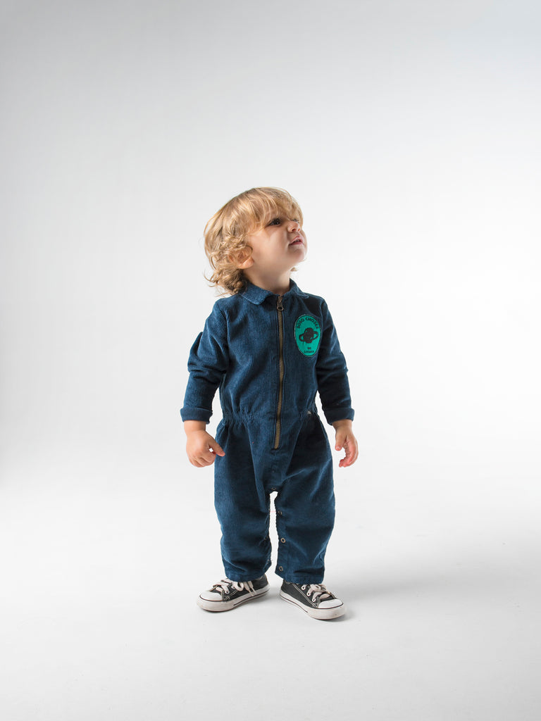 A Star Called Home Jumpsuit - Cemarose Children's Fashion Boutique