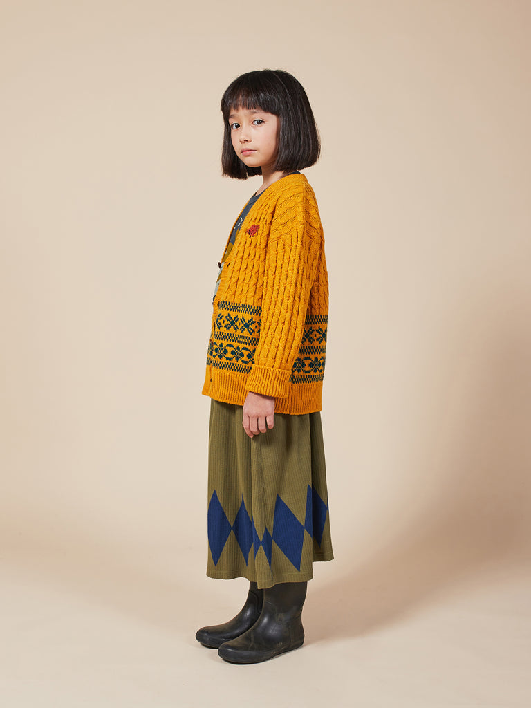 Bird Cardigan - Cemarose Children's Fashion Boutique