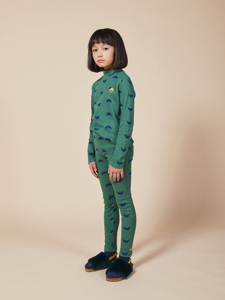 Umbrella All Over Leggings - Cemarose Children's Fashion Boutique