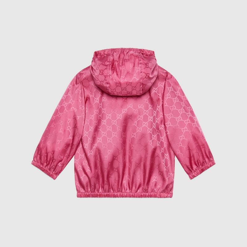 Baby GG nylon jacket