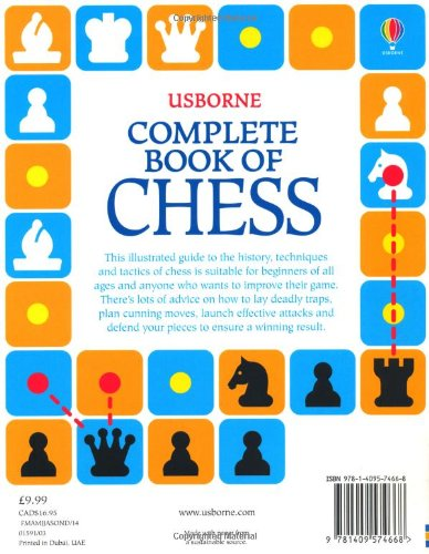 COMPLETE BOOK OF CHESS - Cemarose Children's Fashion Boutique