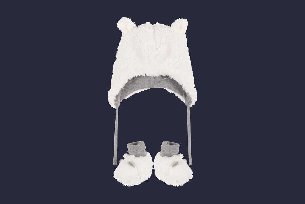 Bear Hat+Shoes