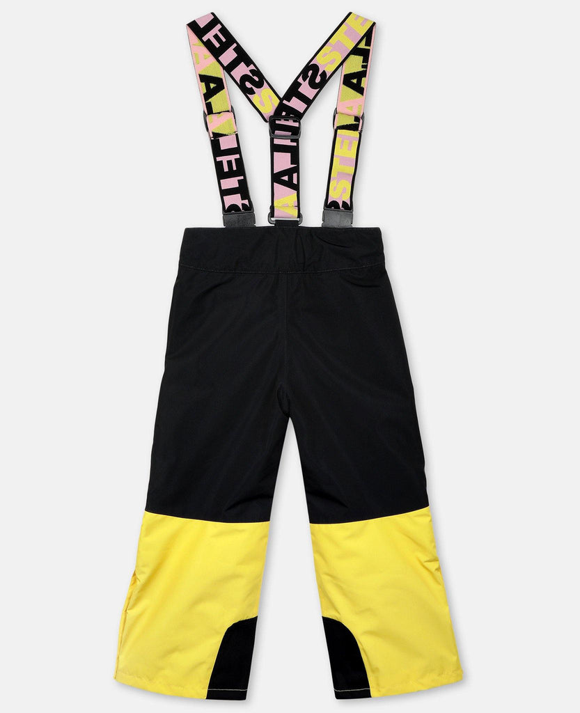 KID GIRL COLORBLOCK SKI PANTS