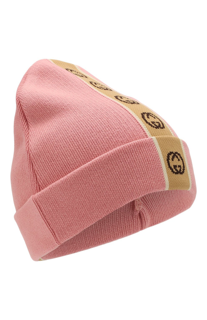 J PLAINGERRY HAT CTN INT G,ROSE MOLE/BEIGE