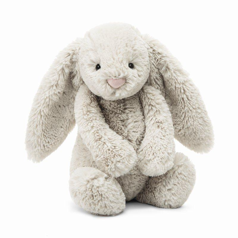 Bashful Oatmeal Bunny - Cemarose Children's Fashion Boutique