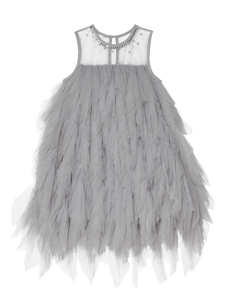 SUGAR BOMB TULLE DRESS,GEMSTONE