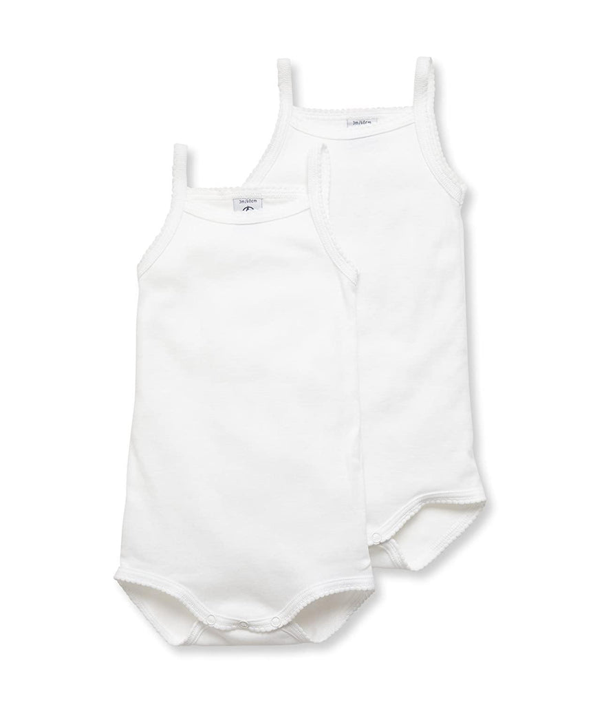 BABY GIRL'S CAMI ONESIE DUO - Cemarose Children's Fashion Boutique
