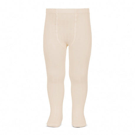 WIDE-RIB BASIC TIGHTS, 2.016/1-304 - Cemarose Children's Fashion Boutique
