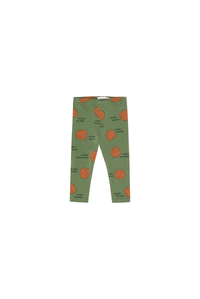 'SHELLS'' PANT green wood/brown - Cemarose Children's Fashion Boutique