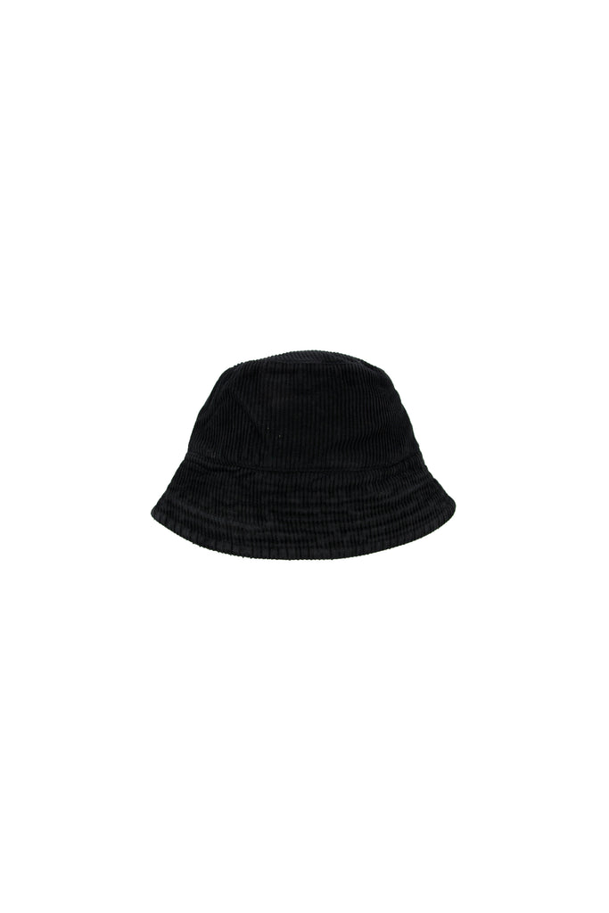 CORD BUCKET HAT black - Cemarose Children's Fashion Boutique