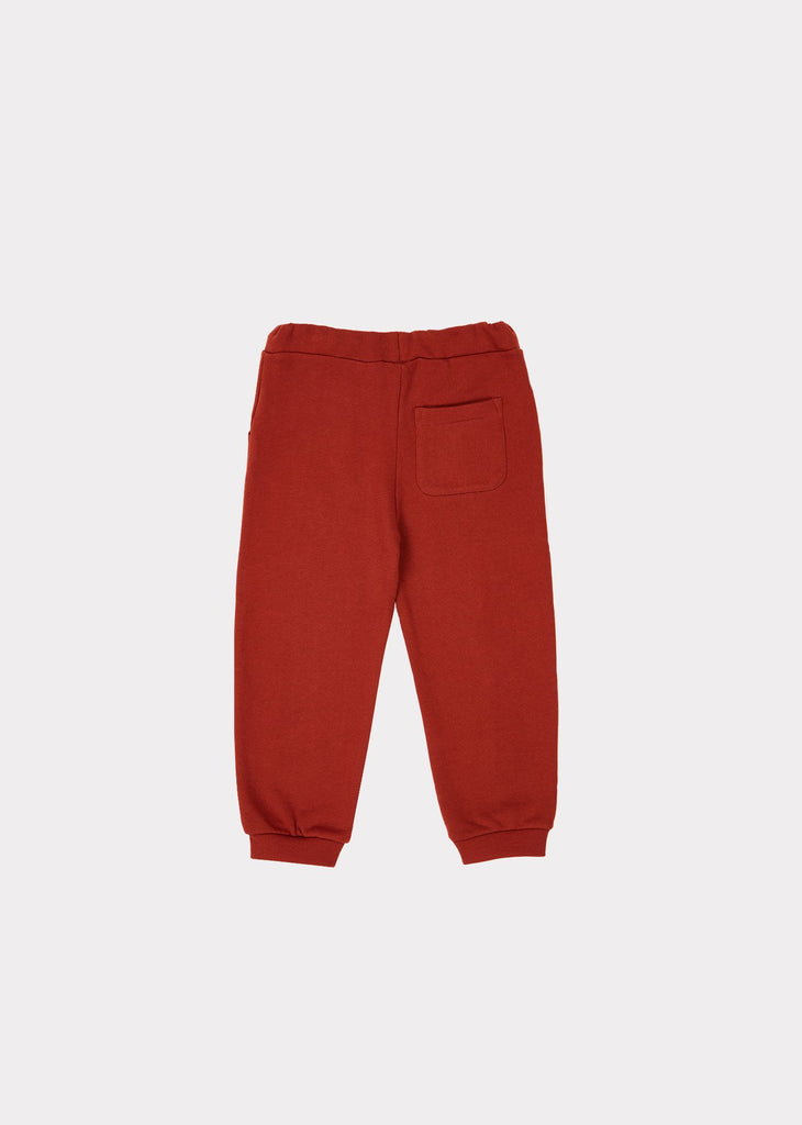 ISOPOD TROUSERS,BURGUNDY