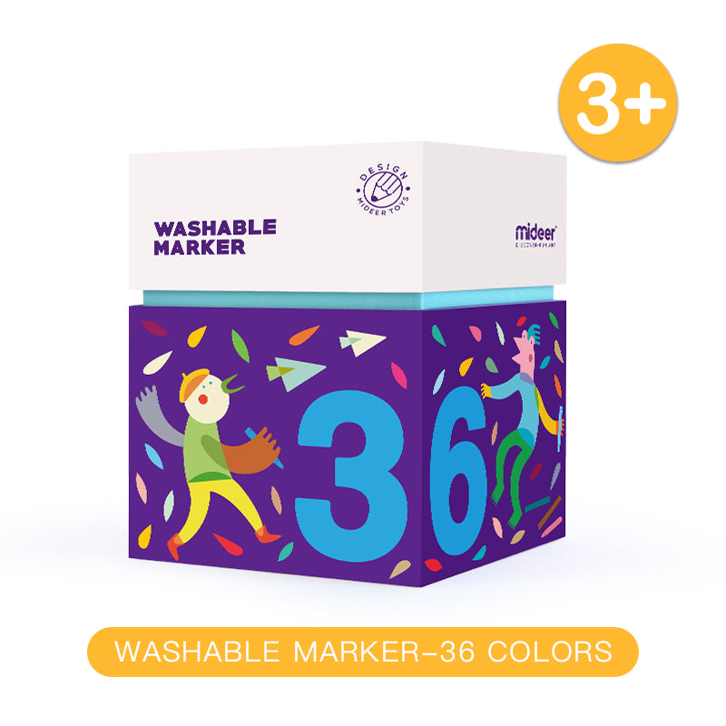 WASHABLE MAKER-36