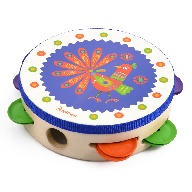 Orff Musical instruments-Tambourine