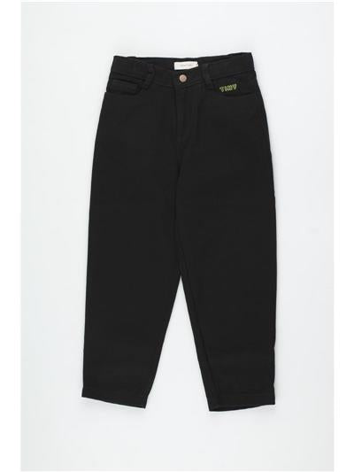BAGGY DENIM black - Cemarose Children's Fashion Boutique