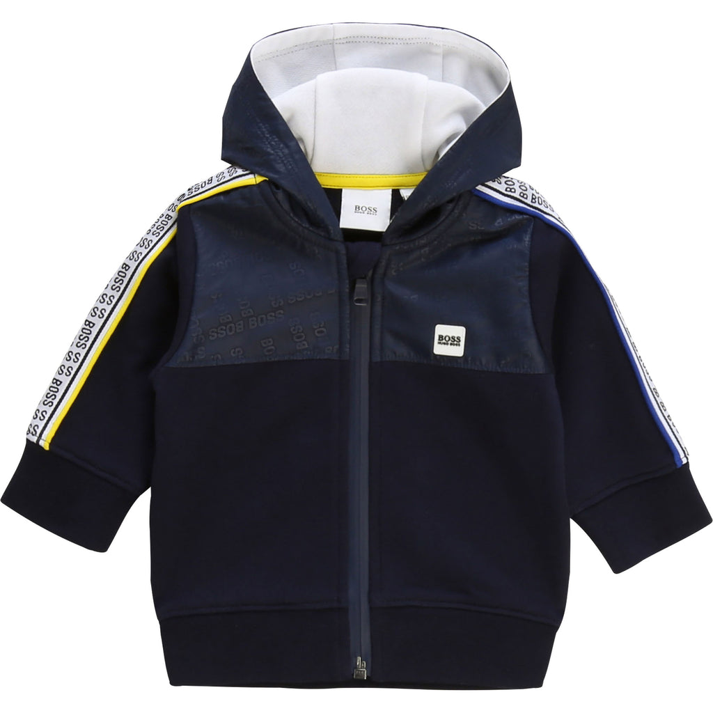 CARDIGAN SUIT, NAVY - Cemarose Children's Fashion Boutique
