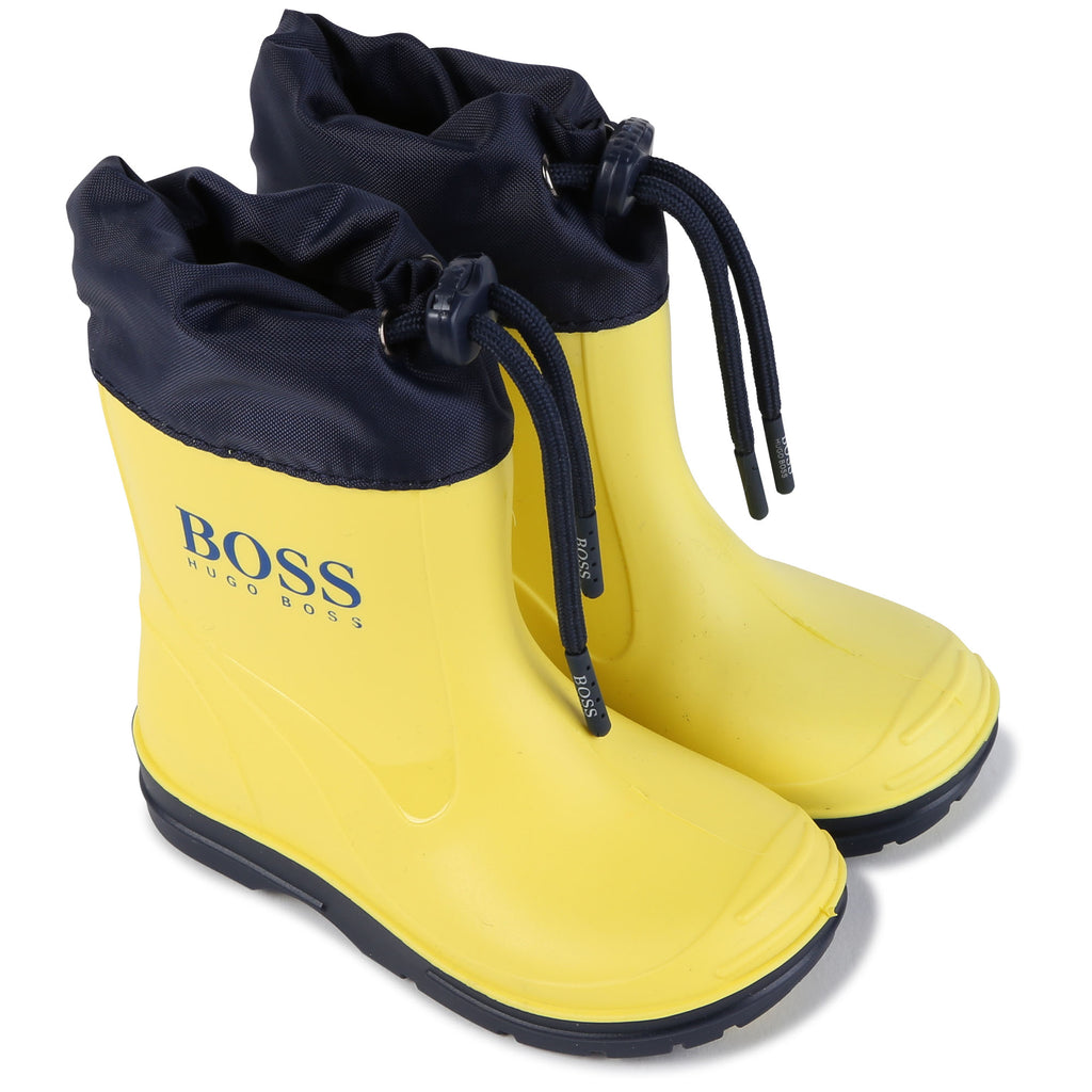 WELLIES, YELLOW - Cemarose Children's Fashion Boutique