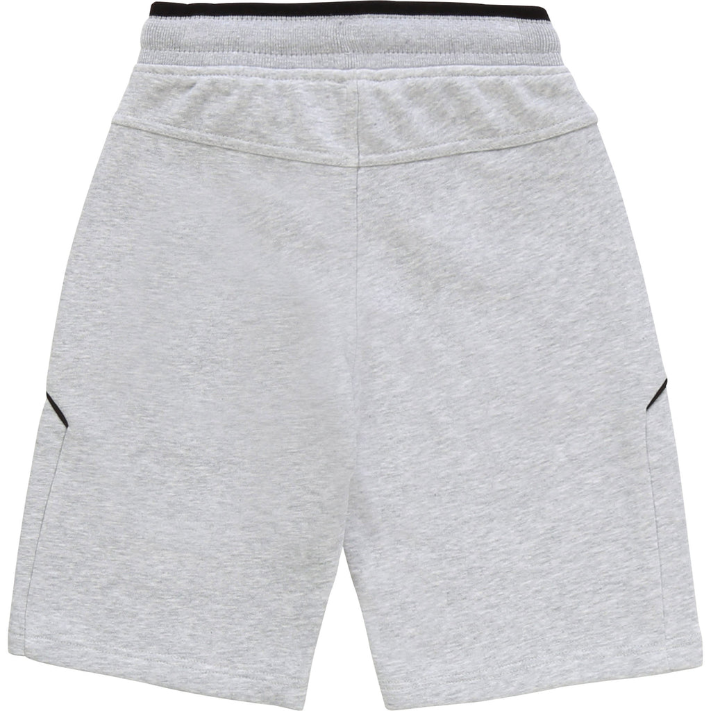 ESSENTIEL BERMUDA SHORTS, CHINE GREY