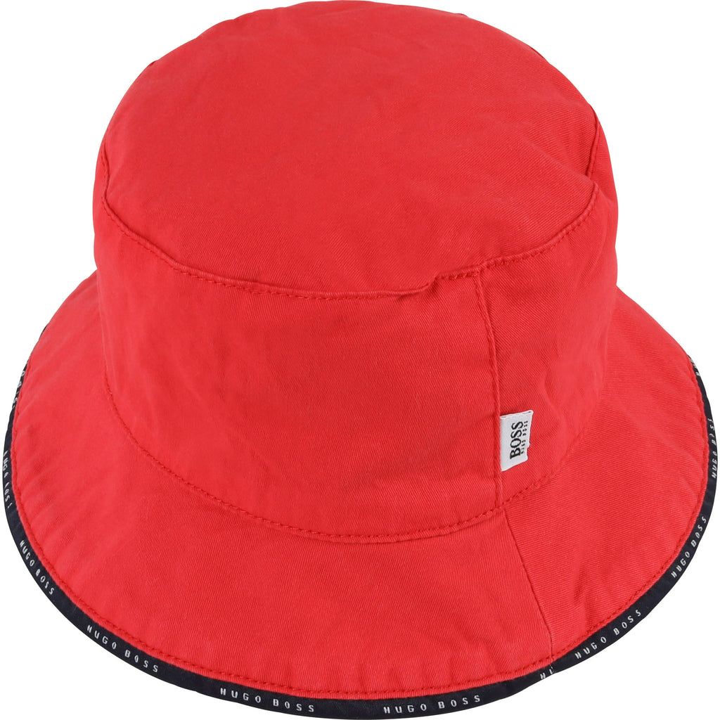 REVERSIBLE BUCKET HAT, UNIQUE