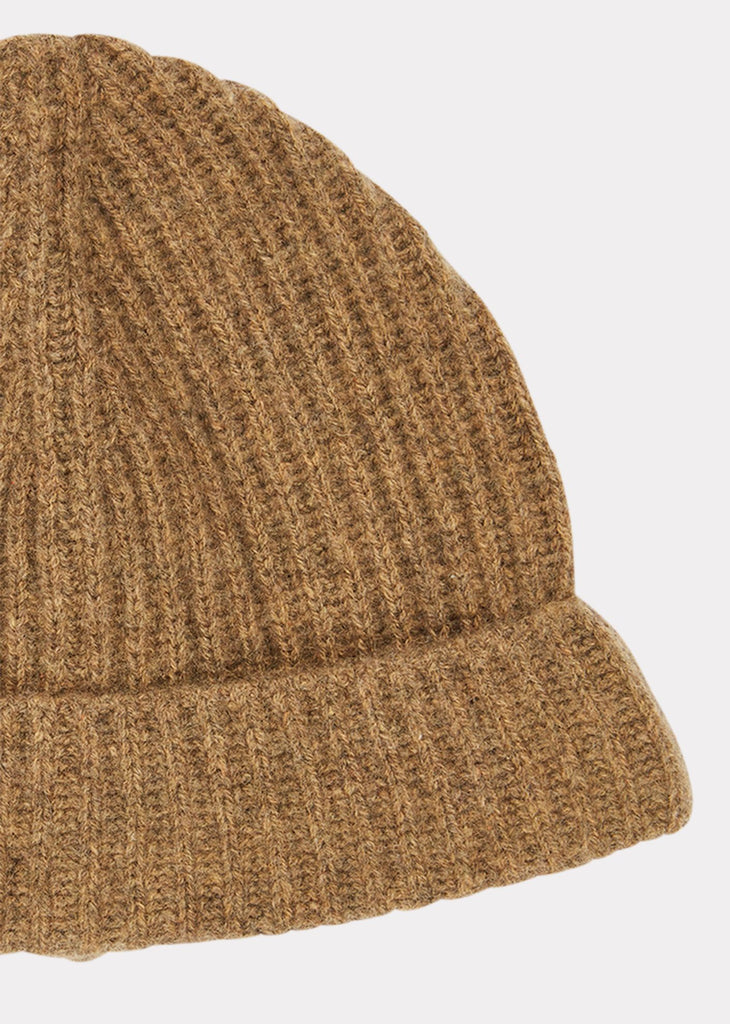 YELLOWHAMMER CHILD CASHMERE HAT,MOSS