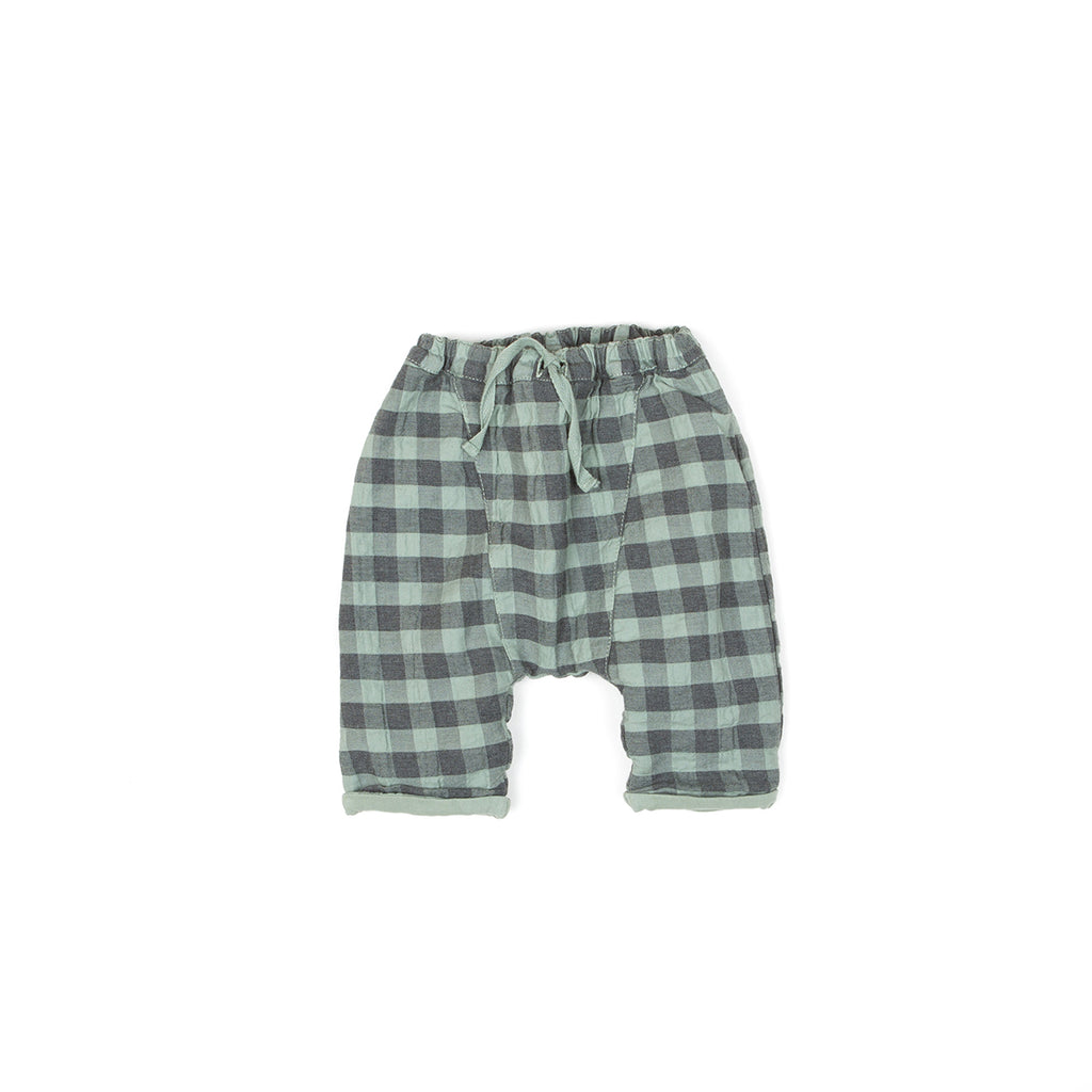PANTS, FOREST CHECK - Cemarose Children's Fashion Boutique