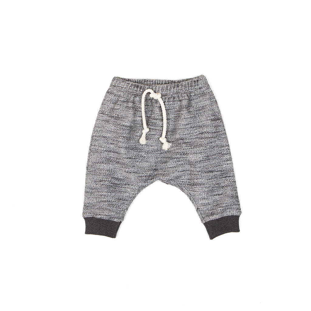 SWEATPANTS, GREY FUME - Cemarose Children's Fashion Boutique