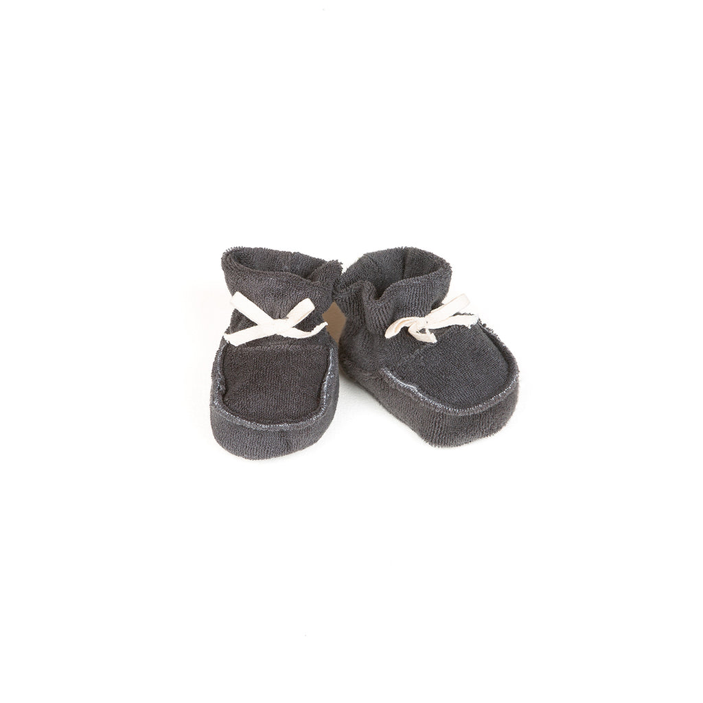 BOOTIES, CARBON - Cemarose Children's Fashion Boutique