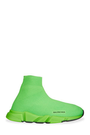 SPEED LT RECY. K/SOLE TRICOLO,GREEN