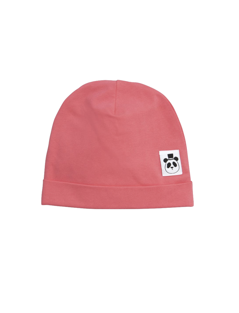 MINI RODINI Basic beanie - drop 1, pink - Cemarose Children's Fashion Boutique
