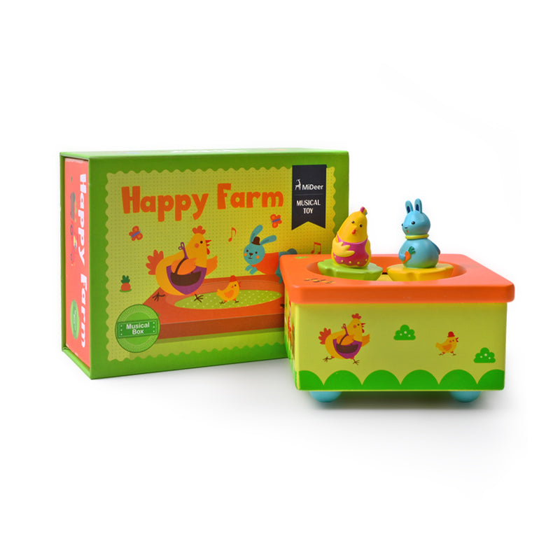 The Musical Box-Happy Fram