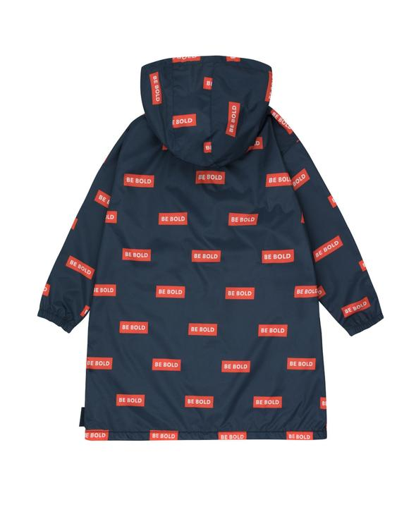 SS19-BE BOLD,WINDBREAKER navy/red - Cemarose Children's Fashion Boutique
