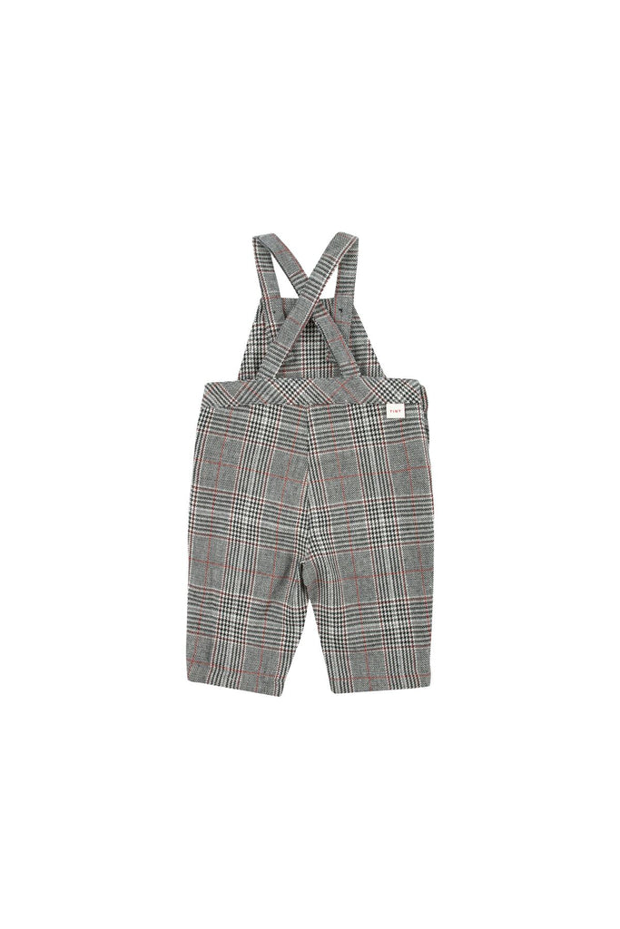 TWEED DUNGAREE multicolor - Cemarose Children's Fashion Boutique