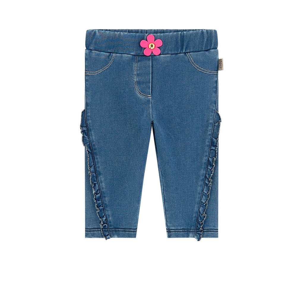 19SS-PANTALON DENIM - Cemarose Children's Fashion Boutique