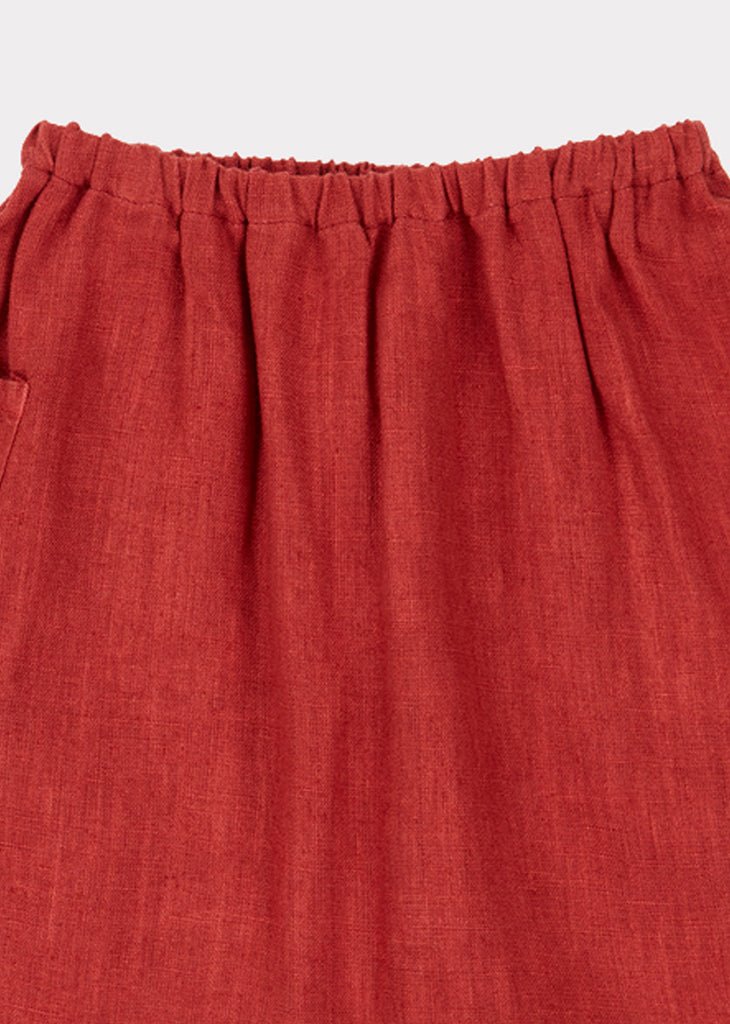 ALDGATE BABY TROUSERS, PAPRIKA - Cemarose Children's Fashion Boutique